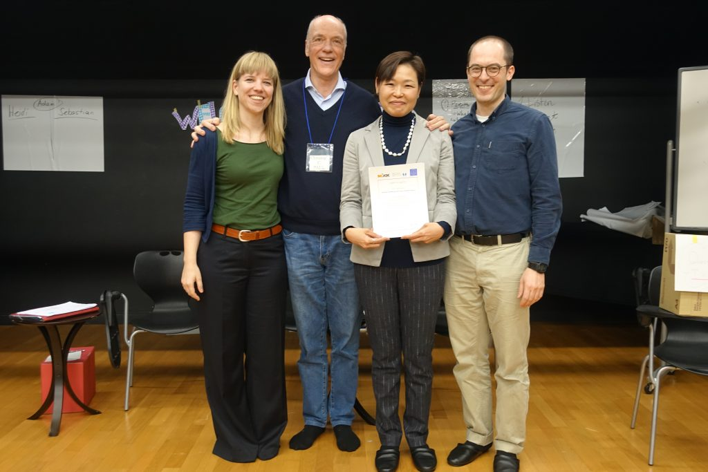 MiKK CBFM Osaka University Certificates 2020