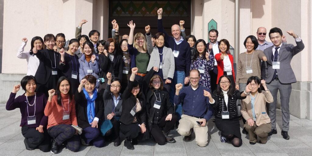 foto internationale mediation seminar osaka university 2020