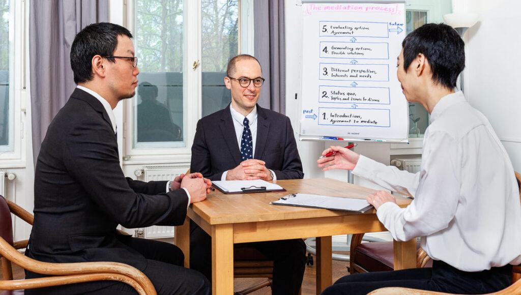 foto Mediation Japan Deutschland