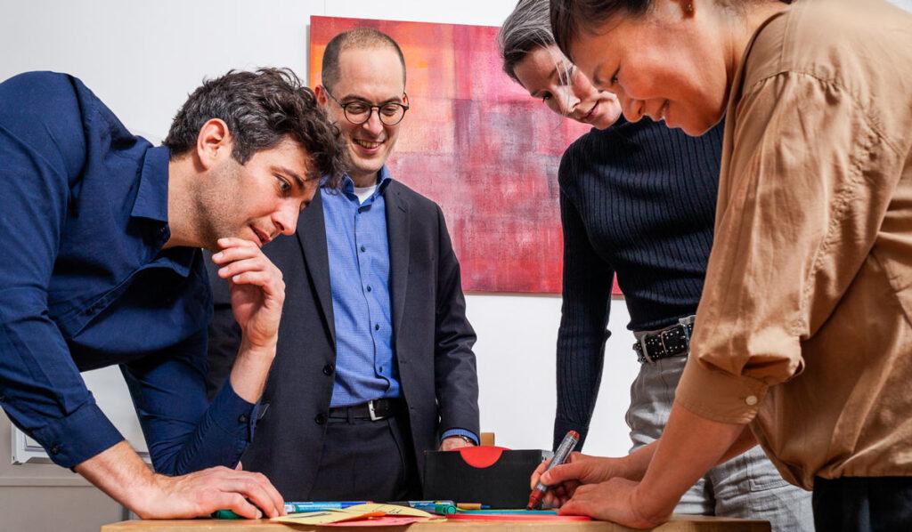 foto Mediation Berlin konflikt lösung