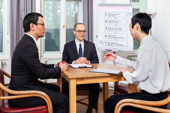 foto Deutsch-Japanische Kommunikation